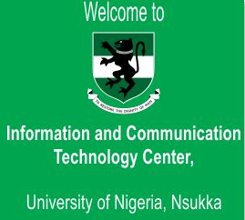 Welcome to Information and Communication Technology Unit, UNN