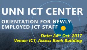ict orientation